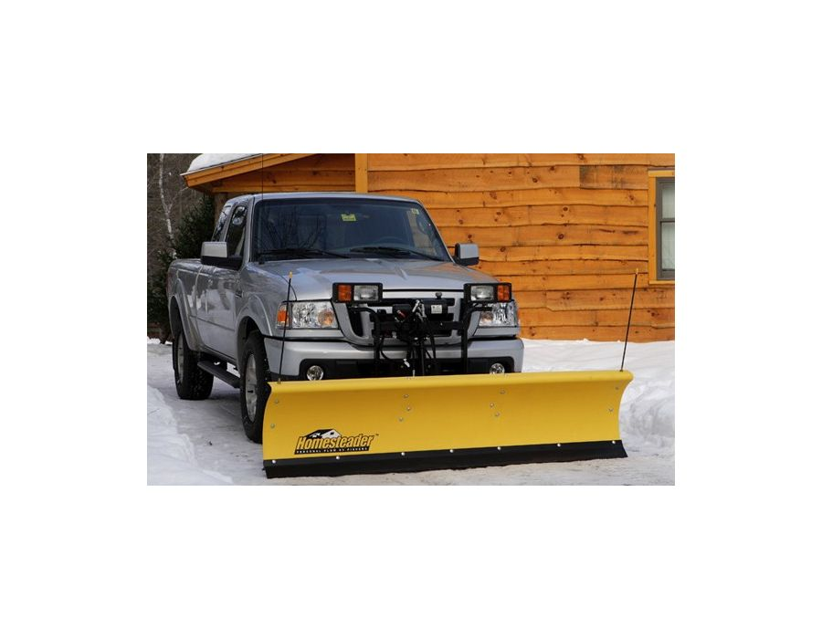 Homesteader Plow by Fisher