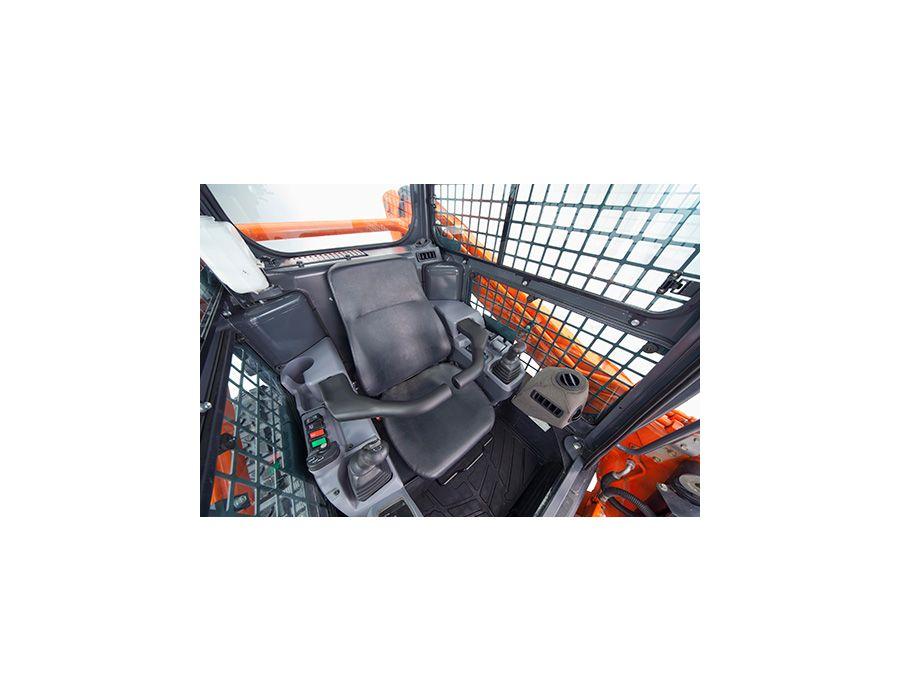 Interior of SVL75-2