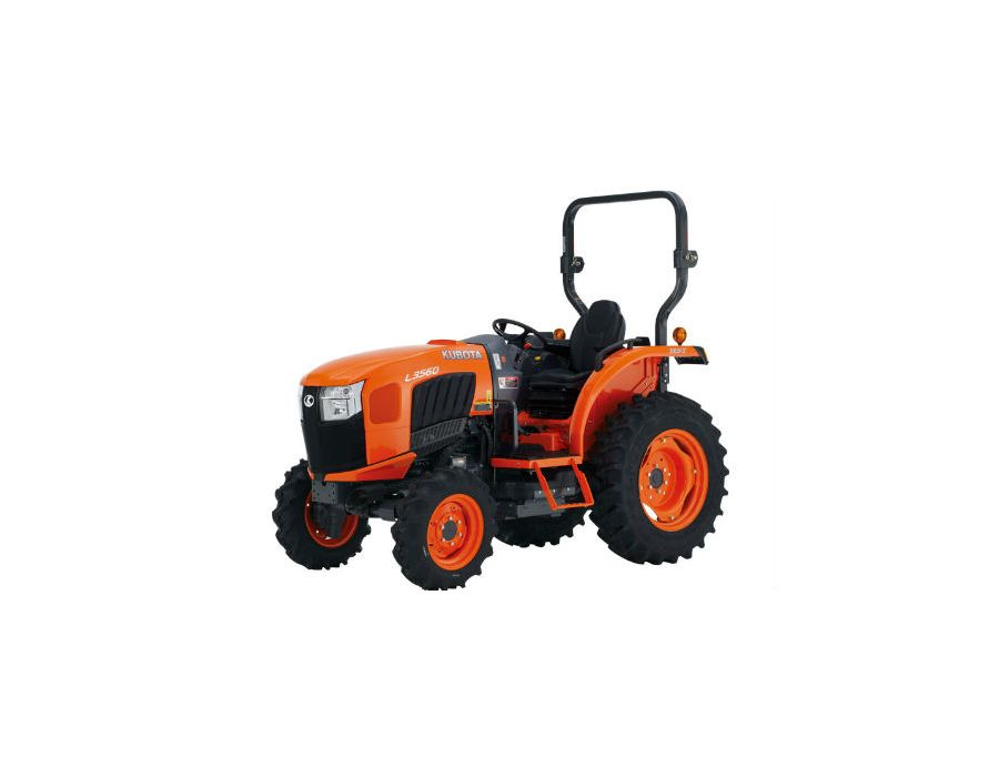 kubota l series tractor l3560hst 35 hp lawn equipment. Black Bedroom Furniture Sets. Home Design Ideas