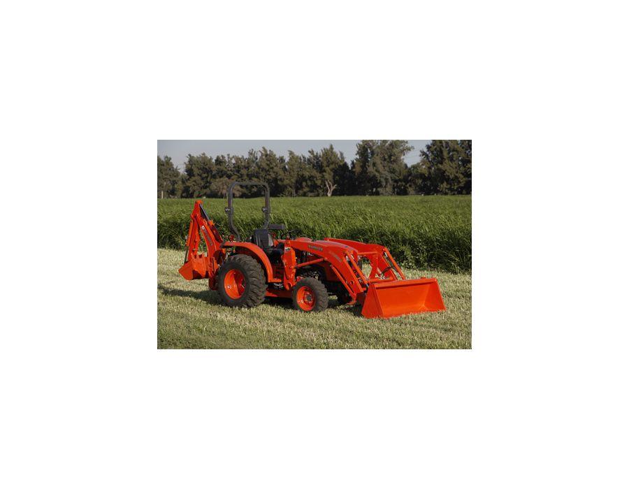 la524 kubota l series loader lawn equipment snow removal rh kooybros com Kubota L3200 HST Review Kubota Tractors