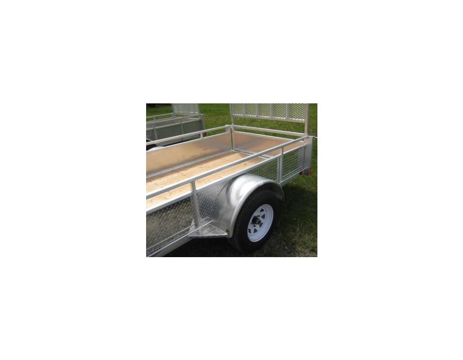 5' x 10' Millroad single axle trailer