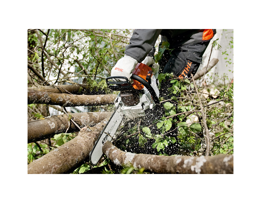 MS 261C-M STIHL forestry chainsaw