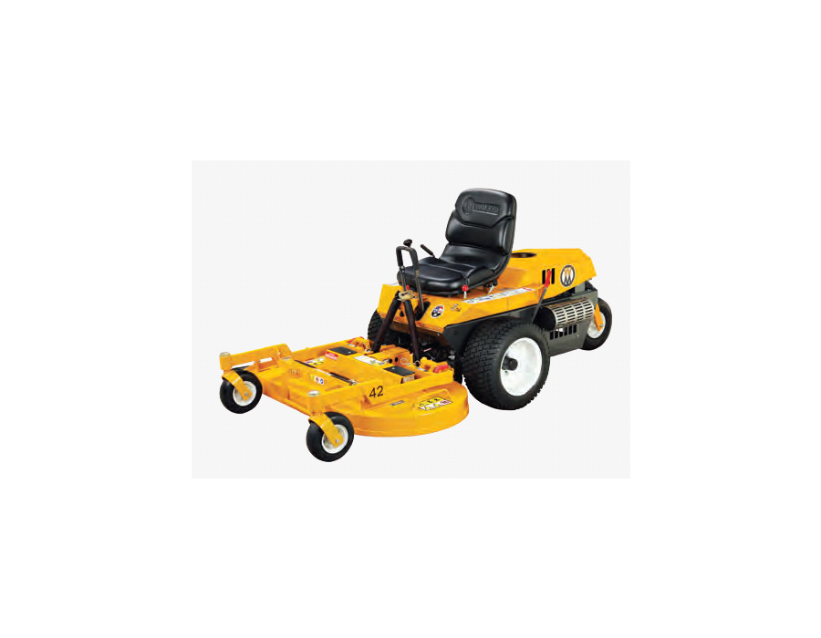 Walker Mowers MS14 Non-Collection Model