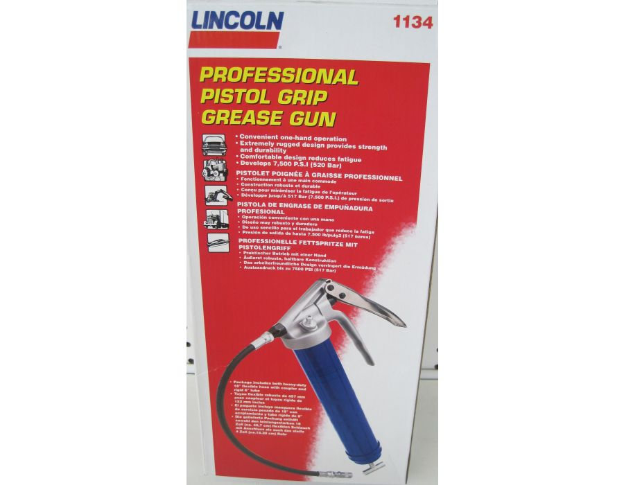 Lincoln grease gun LIN-1134