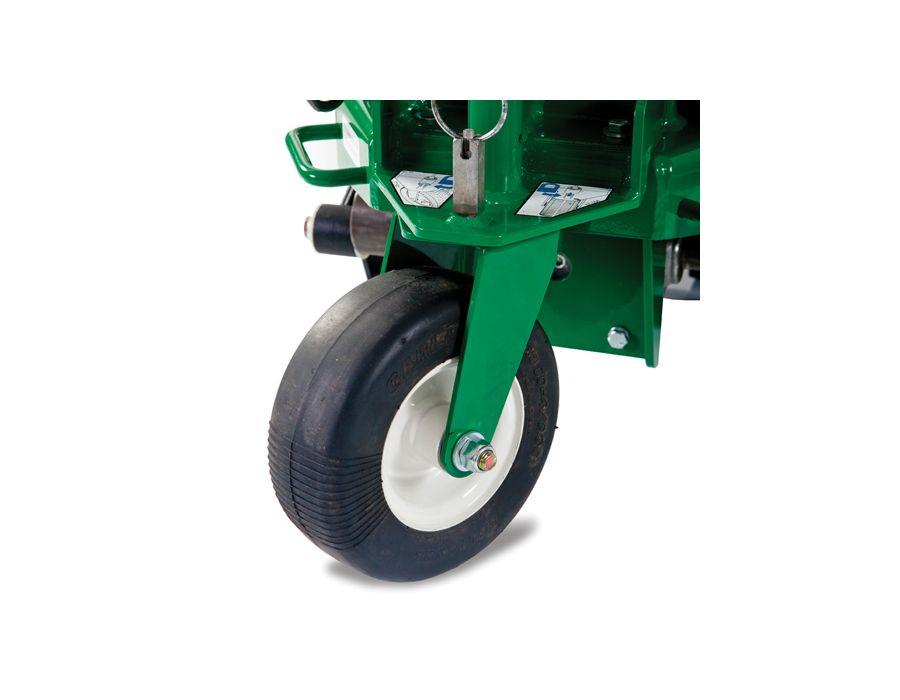 rear swivel castor wheel