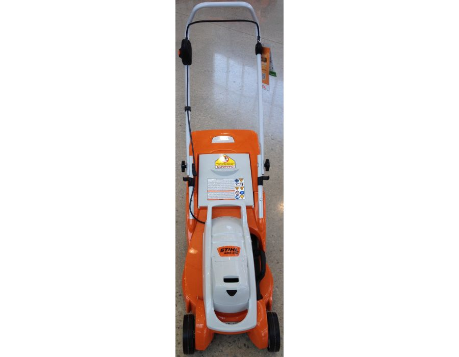 STIHL RMA 370 Lithium Ion Powered Walkbehind Mower