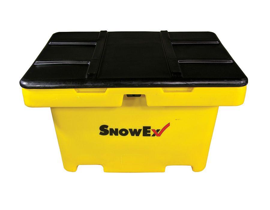 SnowEx Salt/Sand Storage Box SB-1100 11cu.ft. capacity