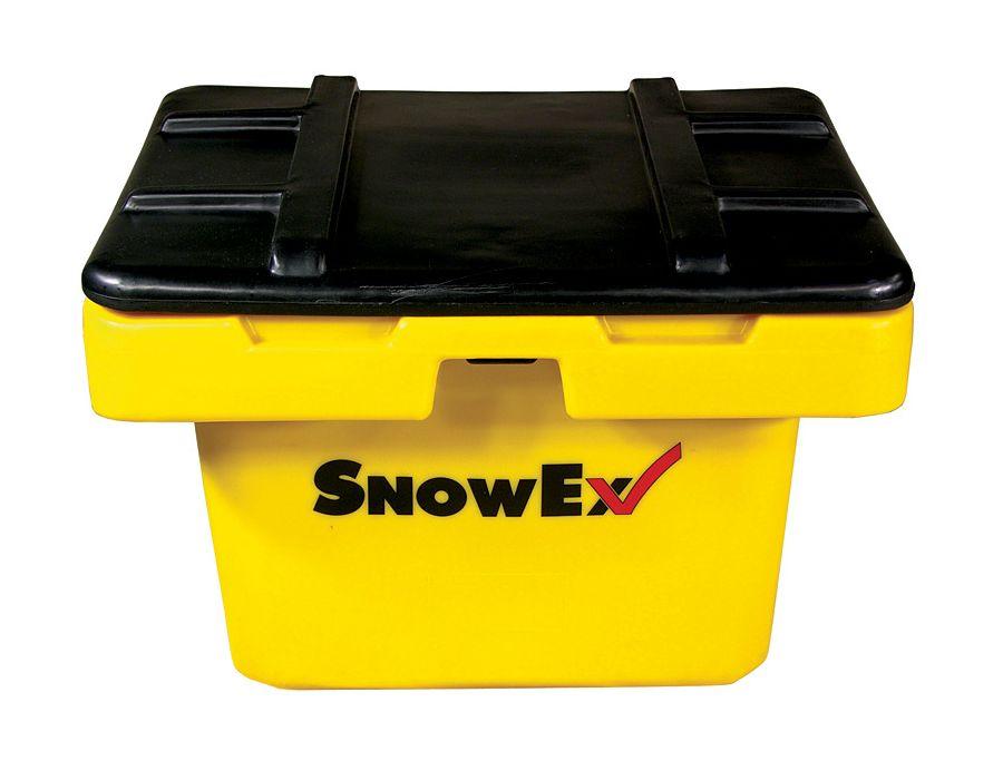 SnowEx Salt Box SB-500 5.0cu.ft. capacity