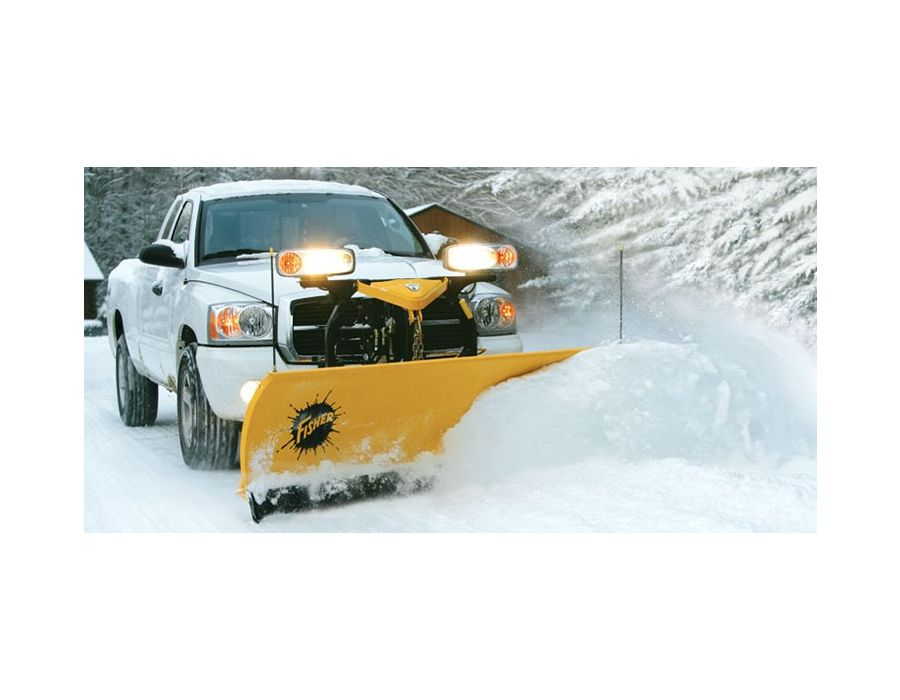 Fleet Flex SD Fisher Plow