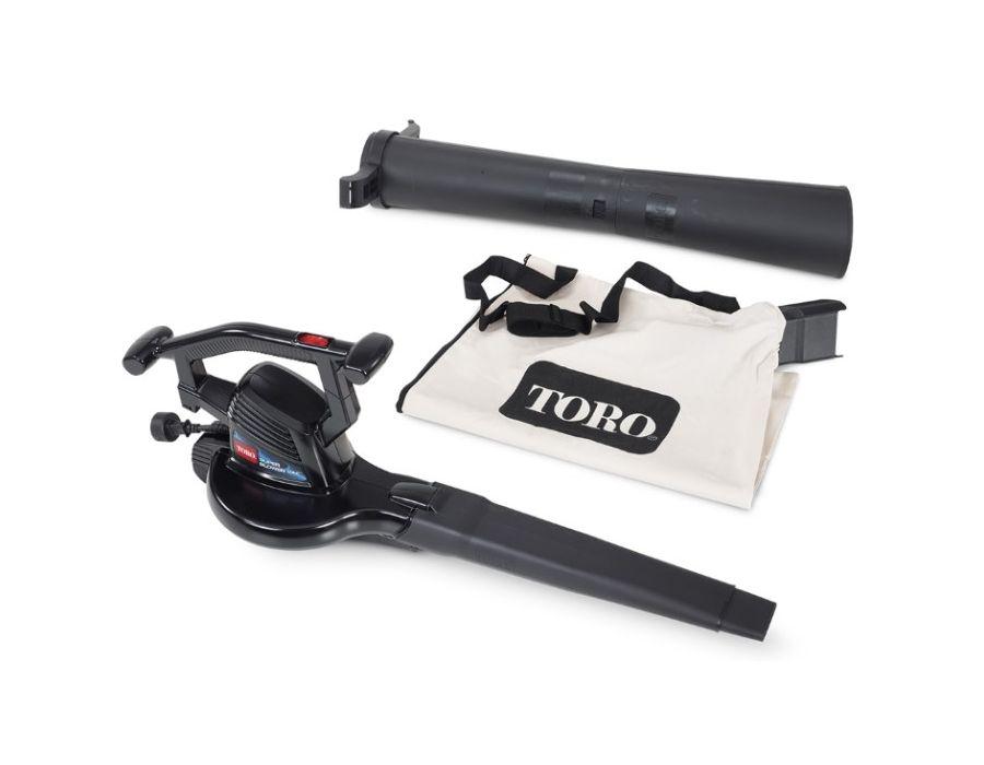 Toro Handheld Electric Super Blower Vac model 51618