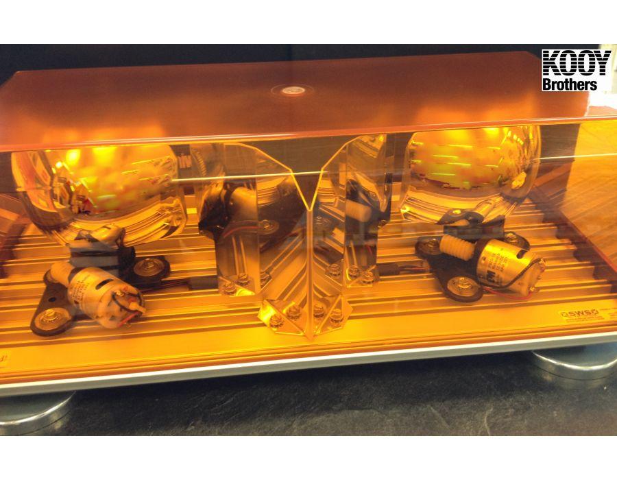 Amber Bar Light 16006 by Star warning systems
