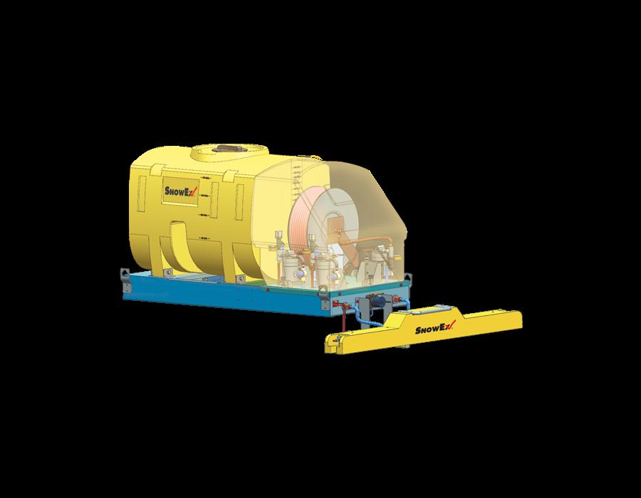 SnowEx VSS-3000 In-Bed de-Icing Sprayer