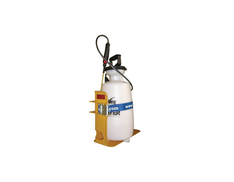 XF107 Backpack sprayer rack