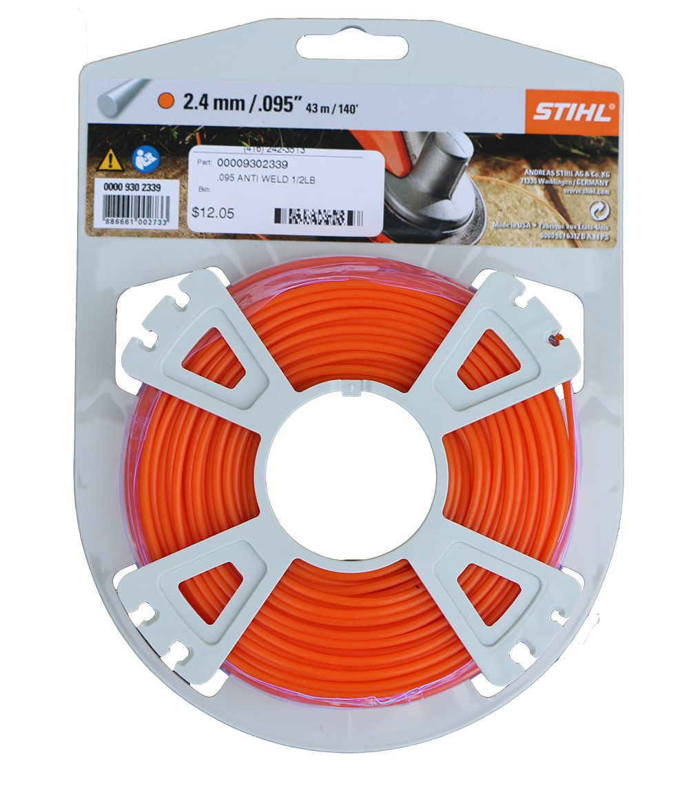 orange, .5lb roll