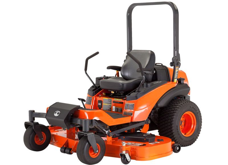 Kubota ZD326RP-60R Commercial 26 HP Diesel Zero-Turn with Rear Discharge Mower