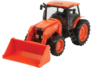 Kubota Toy Tractor with Loader M135GX