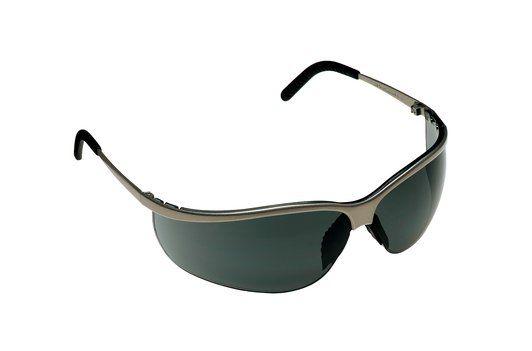 Metaliks™ Sport Protective Eyewear - Gray Anti-Fog Lens