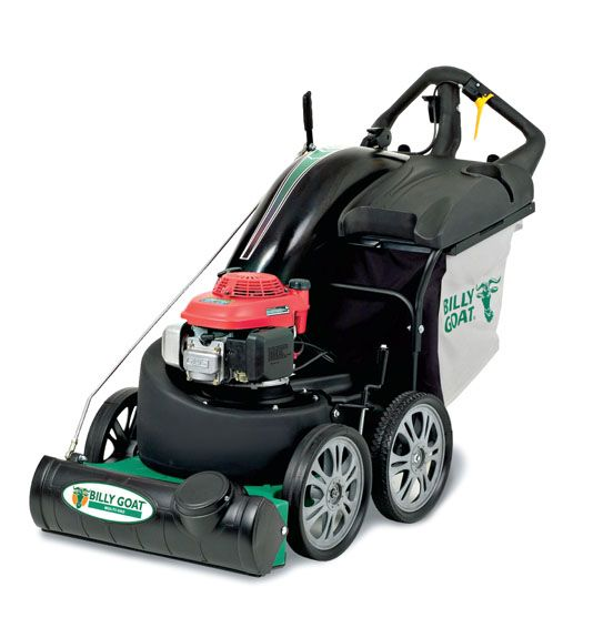 Billy Goat Commercial Duty Vacuum model MV600SPE