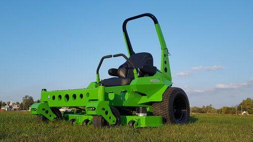 Mean Green CXR-52 Zero Turn - Industrial Package