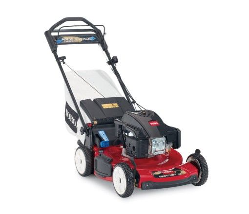 Toro Recycler 20373 Mower with Personal Pace Self-Propel and Spin Stop Feature