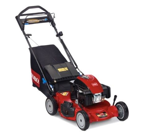 Toro Super Recycler 20383 Residential Personal Pace Self-Propel RWD Mower 159cc