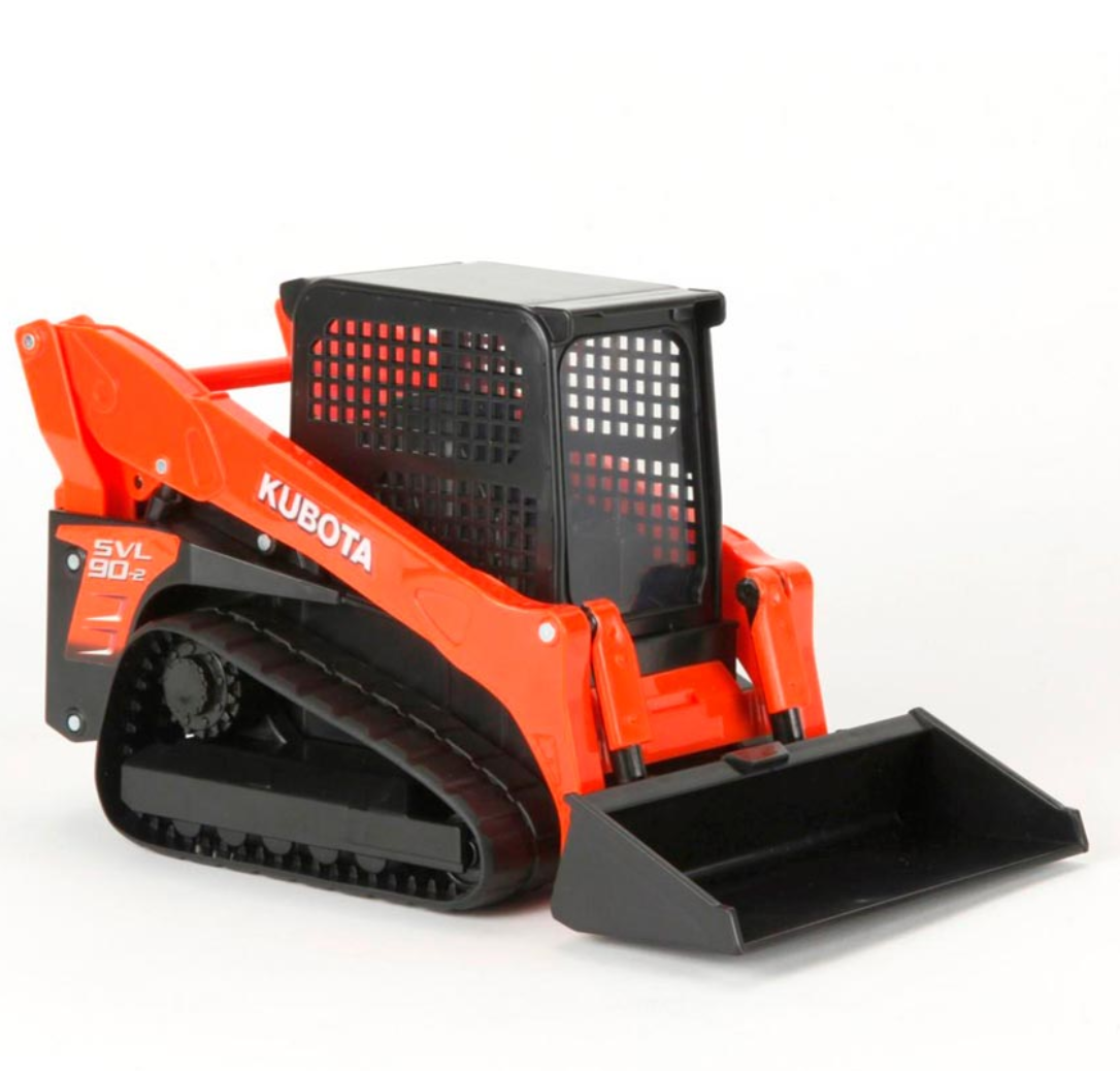 Kubota SVL90-2 Collectible Compact Track Loader 1:18 Scale