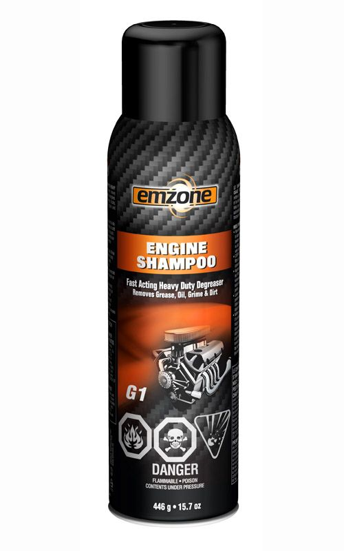 emzone Engine Shampoo