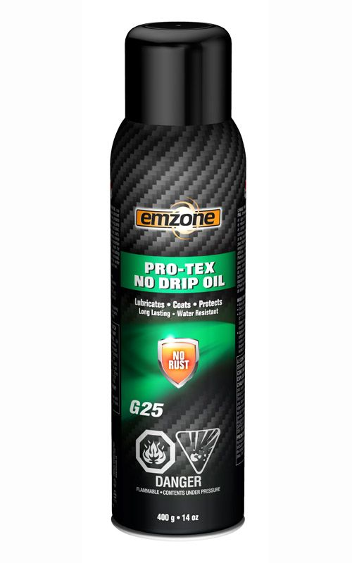 emzone Pro-Tex No Drip Oil
