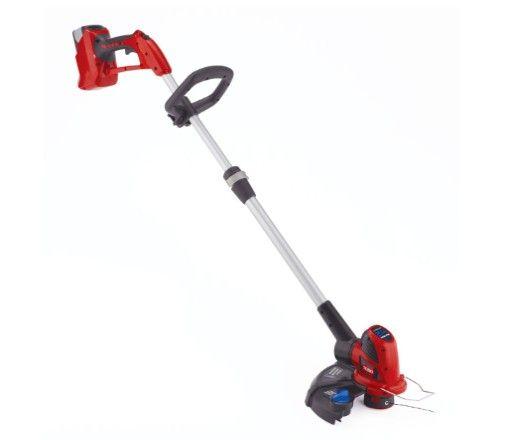 cordless line trimmer/edger