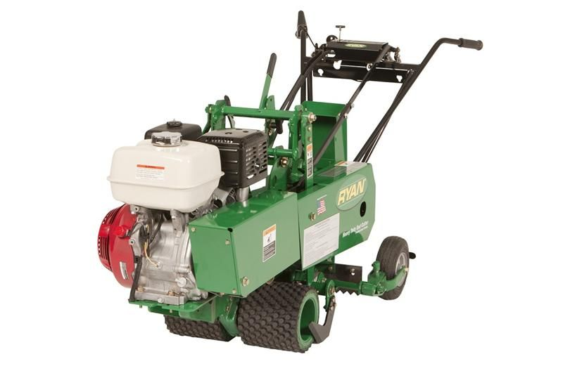 Heavy-Duty Sod Cutter Left Angle
