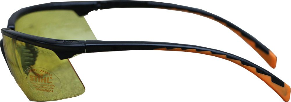 STIHL Amber Safety Glasses 70028840312