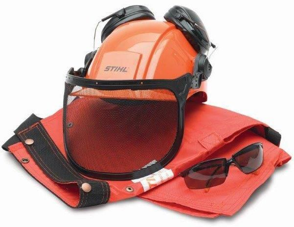 Stihl Woodcutter Safety Kit