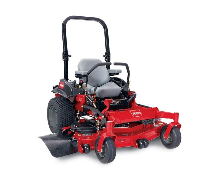 Zero-Turn Mower Kawaskaki 25.5 HP Engine