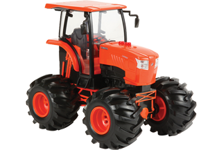 Kubota L6060 Monster Tractor Toy