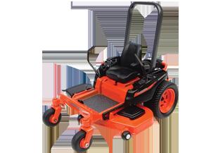 Kubota Z125S Kommander Zero Turn Toy Mower