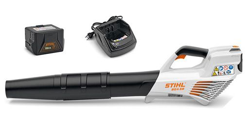 STIHL BGA 56 Lithium-Ion Battery Powered Cordless Handheld Blower