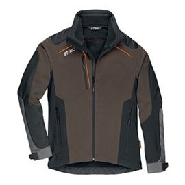 STIHL ADVANCE X-Shell Jacket - Brown
