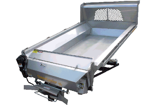DownEaster IP-100S Stainless Steel Dump Insert