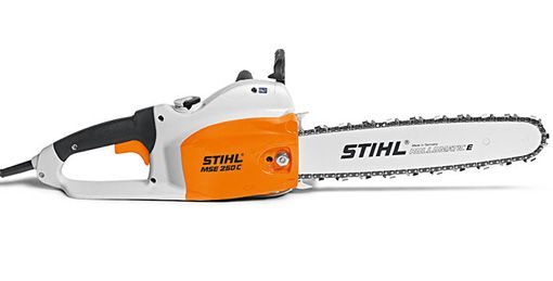 "STIHL MSE 250 C-Q Electric Chainsaw 16"" bar"