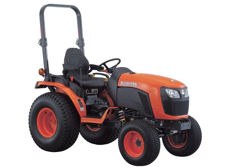 Brand new Kubota B2301HSD tractor