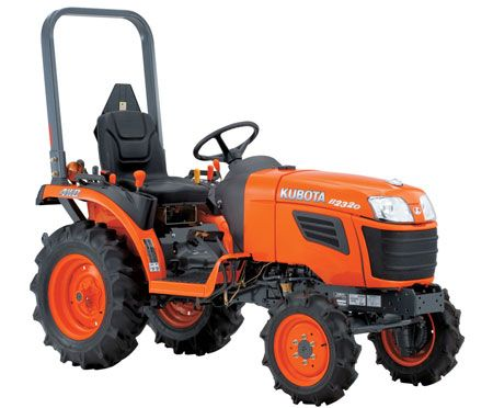 Kubota B Series Tractor B2320DTN Narrow 23hp