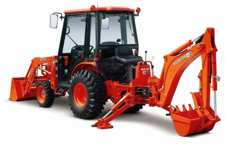 Kubota Backhoe Implement BH77