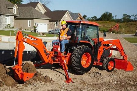 Kubota Backhoe Implements BH92