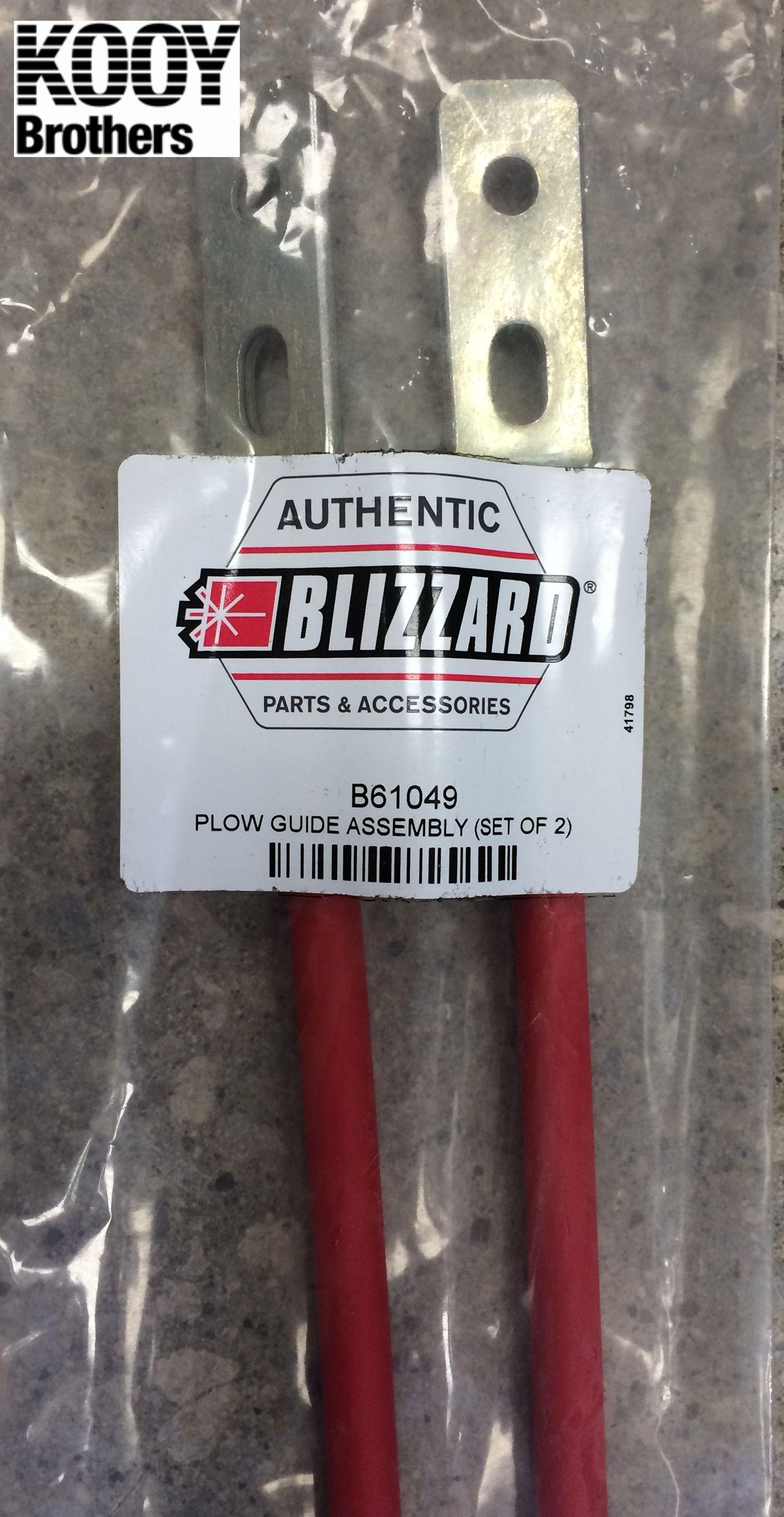 Blizzard Plow Guide Assembly model B61049