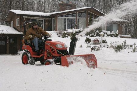 BX2750D BX Series Snowblower