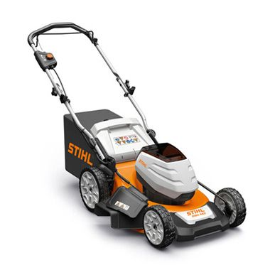 STIHL RMA 460 BATTERY POWERED LAWN MOWER WITH KIT 1 (AK 20 BATTERY & AL 101 CHARGER)