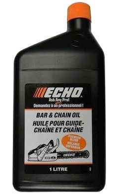 ECHO 1L bar and chain oil