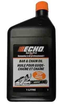 ECHO 1L bar and chain oil