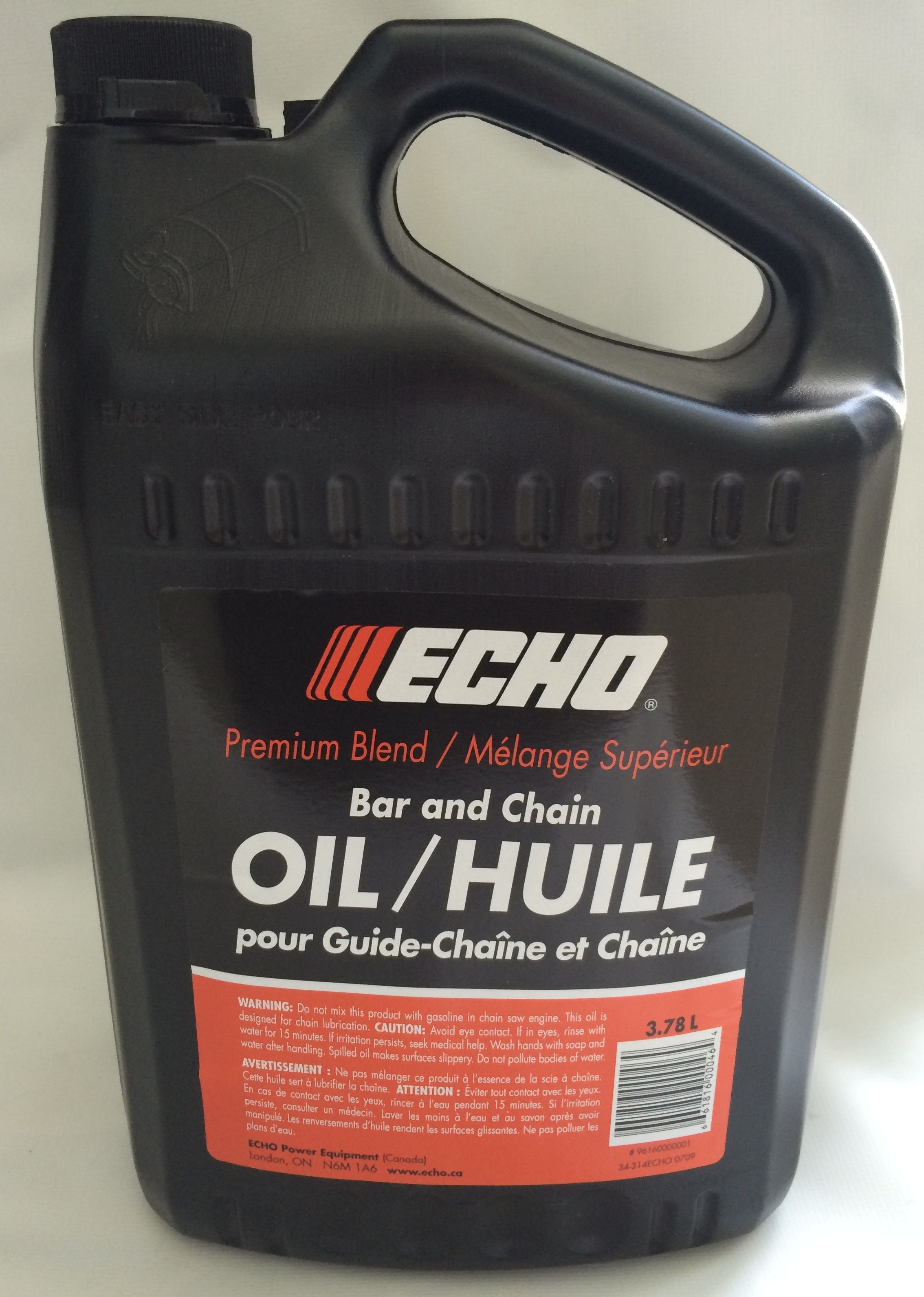 ECHO Bar and chain oil