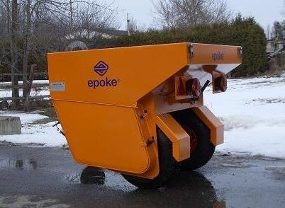 SKE 8 Road Speed Related Towed Spreader
